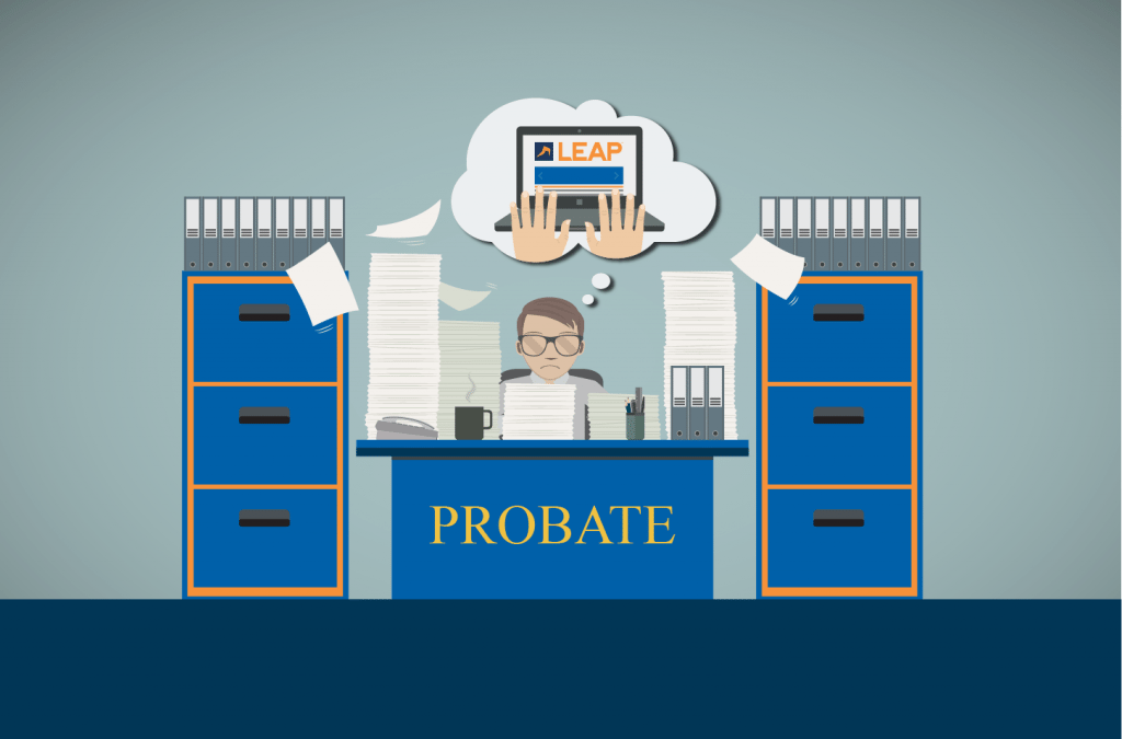 Modernisation of probate through technology and innovation